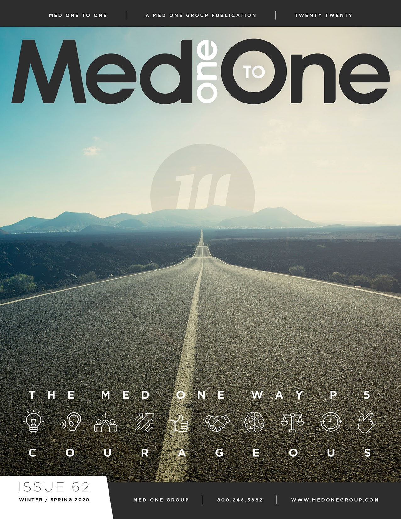 Med One To One Number 62 Cover