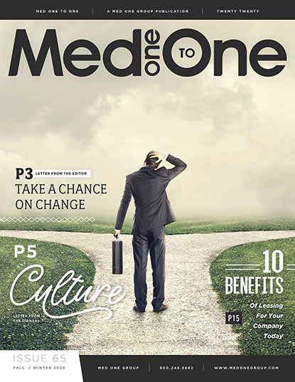 Med One To One Number 65 Cover