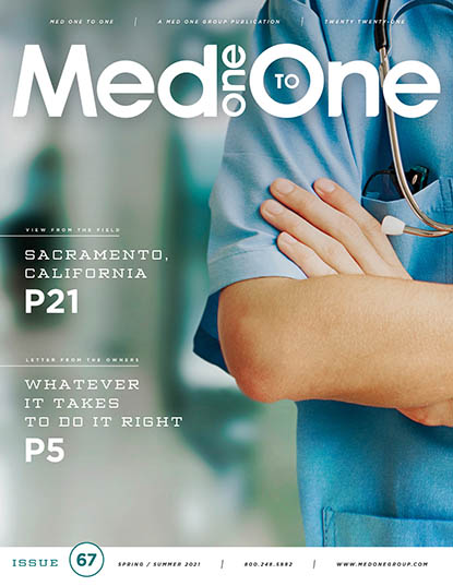 Med One To One Number 67 Cover