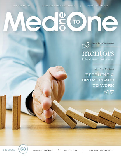 Med One To One Number 68 Cover