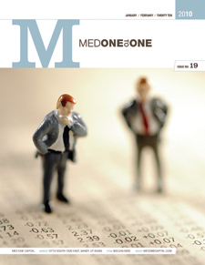 Med One To One Number 19 Cover