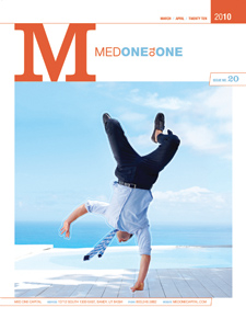 Med One To One Number 20 Cover