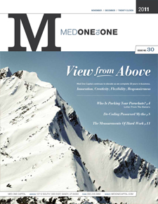 Med One To One Number 30 Cover