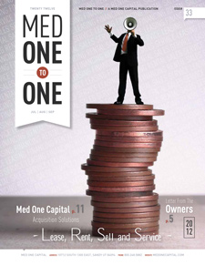 Med One To One Number 33 Cover