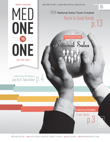 Med One To One Number 35 Cover