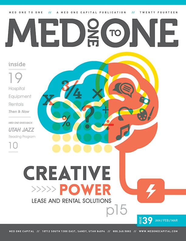 Med One To One Number 39 Cover