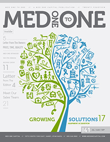 Med One To One Number 41 Cover