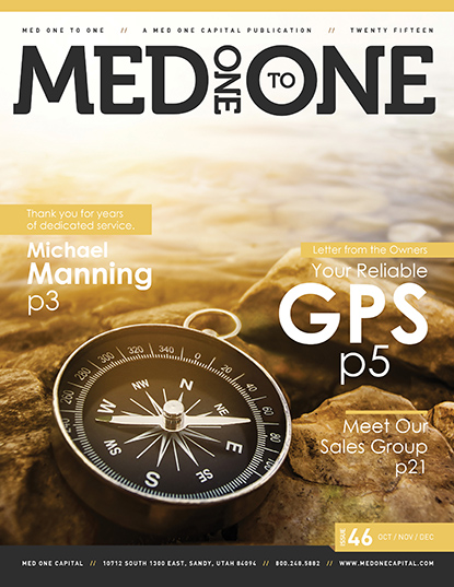 Med One To One Number 46 Cover