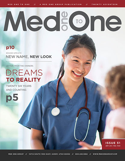 Med One To One Number 51 Cover