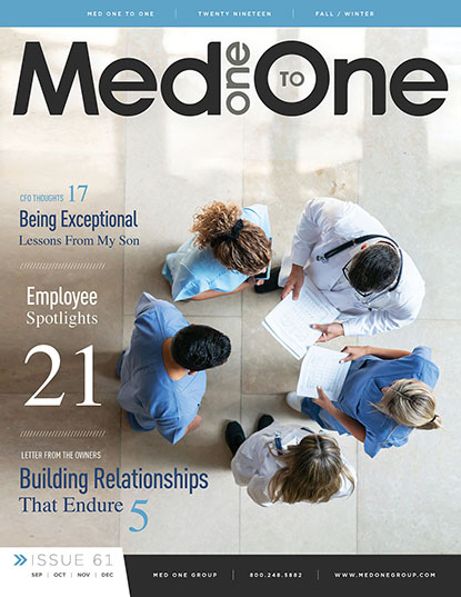 Med One To One Number 61 Cover