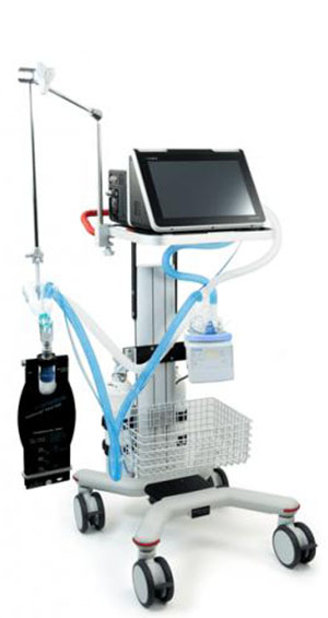 Carefusion Bella Vista Ventilator