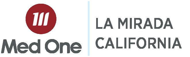 La Mirada California Distribution Med One Logo