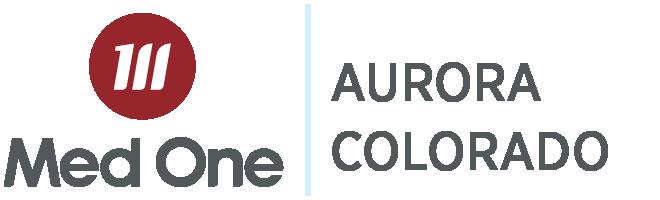 Aurora Georgia Distribution Med One Logo