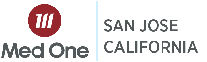 San Jose California Distribution Med One Logo