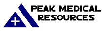 Peak Medical Resources Logo